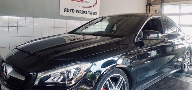 Mercedes CLA – 1.6T 156KM