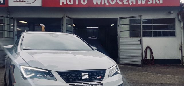 SeatLeon Cupra 2.0 TSI – 300KM