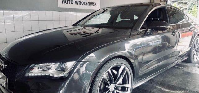 Audi A7 3.0TSI 300KM