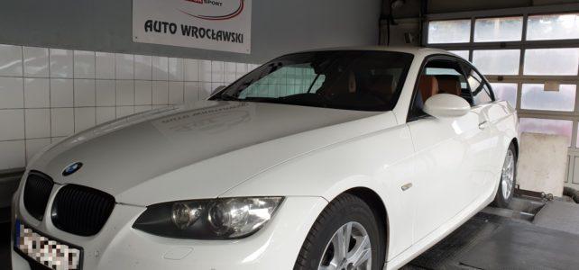 BMW 3 E93 2,0D – 177KM