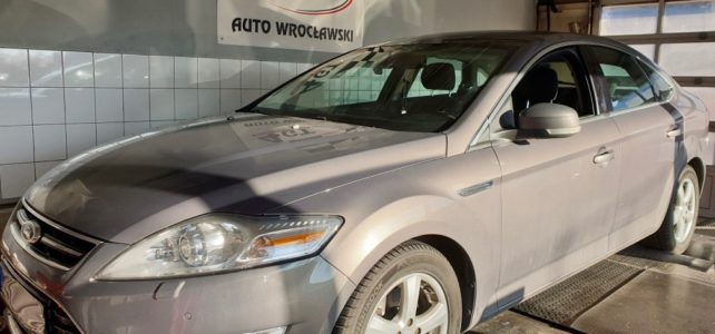 Ford Mondeo 2,0T Ecoboost 203KM