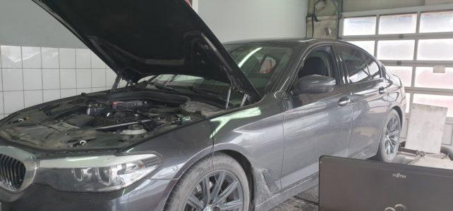BMW 5 520D – 190 KM