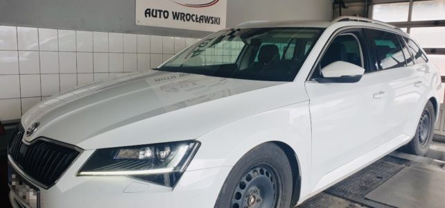 Skoda Superb – 2.0 TDi 190 KM