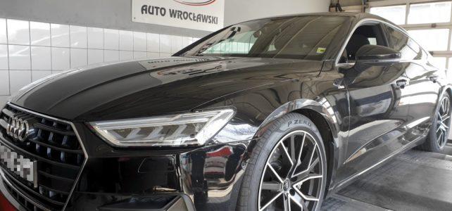 Audi A7 – 2.0 TSi 245KM