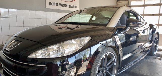 Peugeot RCZ – 1.6 THP 156 KM