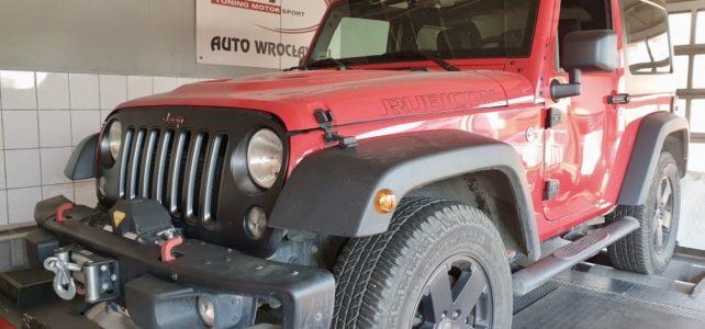 Jeep Wrangler – 2.8 CRD 177KM