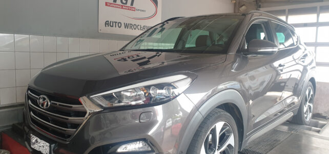 Hyundai Tucson 2,0 DRDi 136 KM